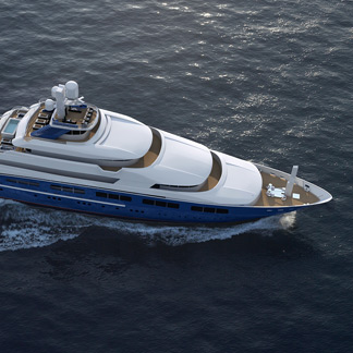 86m Motor Yacht Private 2008