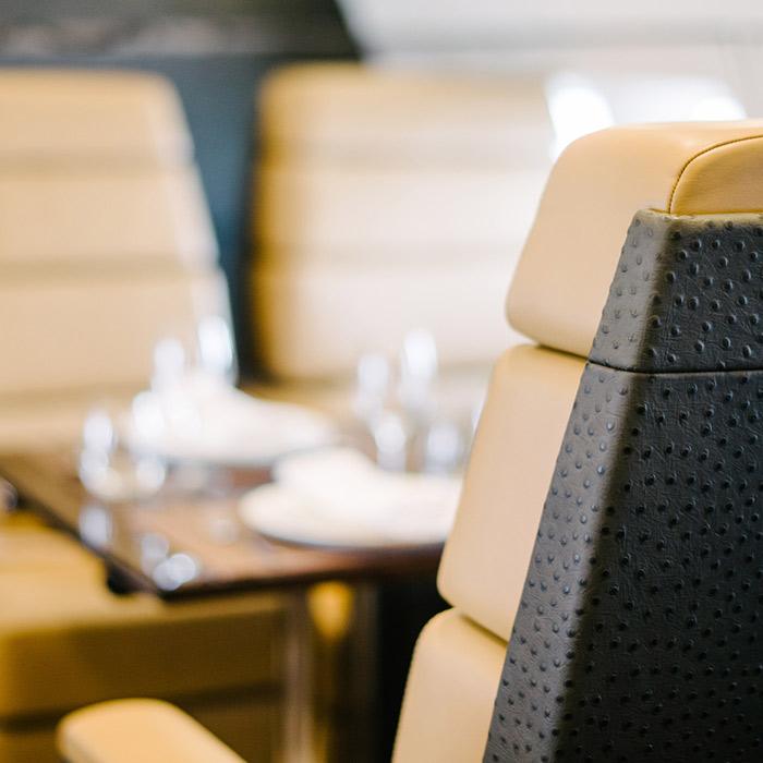 Boeing BBJ | Private Charter | Royal Jet | A6-AIN Sabena Technik (2013)