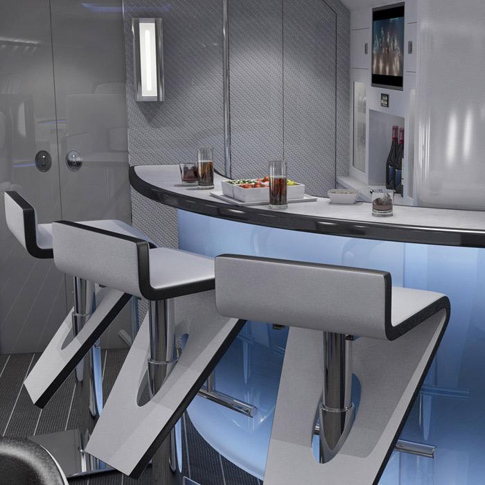Boeing BBJ2 | Private Aloft (2014)